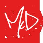Artwork by Ross McDowell Logo